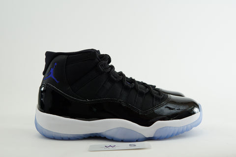 "AIR JORDAN 11 RETRO ""SPACE JAM"" 2016 - Sz 10"