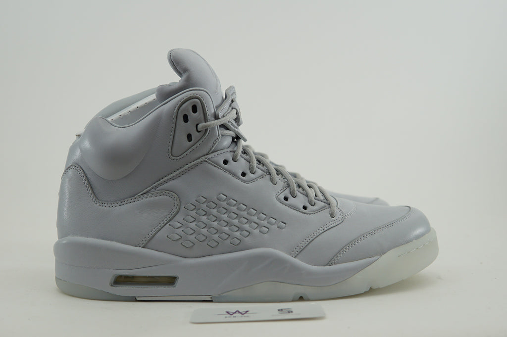 air jordan 5 retro premium pure platinum