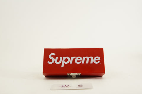 "SUPREME STORAGE TOOL LOCK BOX ""SMALL"" - Sz O/S"