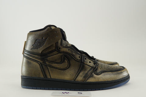 "AIR JORDAN 1 RET HIGH OG ""WINGS"" - Sz 13"