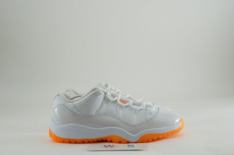 "AIR JORDAN 11 RETRO LOW GP ""CITRUS"" - Sz 13.5c"