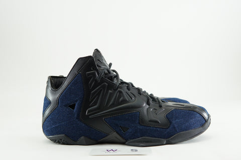 LEBRON XI EXT DENIM QS - Sz 8.5