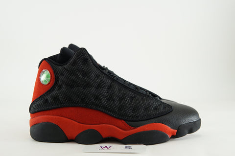"AIR JORDAN 13 RETRO ""BRED"" 2004 - Sz 9"