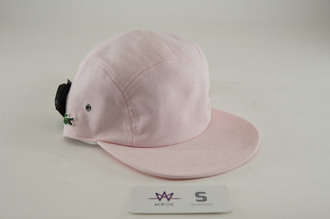 "SUPREME LACOSTE CAMP CAP ""PINK"" - Sz O/S"