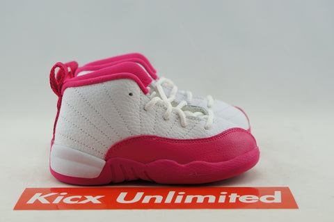 "AIR JORDAN 12 RETRO GT ""DYNAMIC PINK"" - Sz 10c"