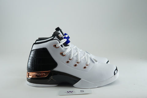 "AIR JORDAN 17+ RETRO ""COPPER"" - Sz 9"