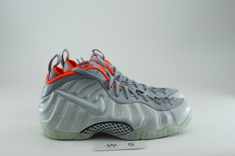 "AIR FOAMPOSITE PRO PRM ""PURE PLATINUM"" - Sz 10.5"