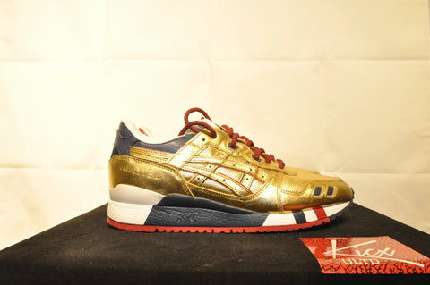 Asics Gel Lyte III World Cup - Sz 10