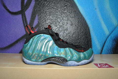 Nike Air Foamposite One PRM 'Gone Fishing' - Sz 9