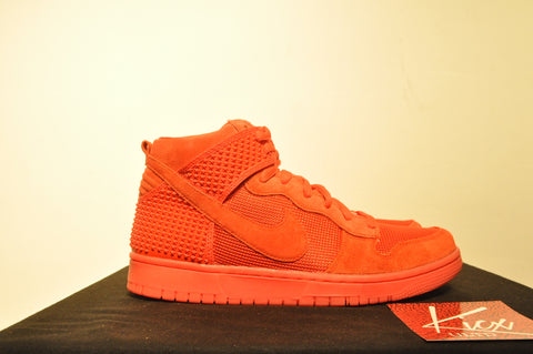 Nike Dunk CMFT PRM (Red October) - Sz 10