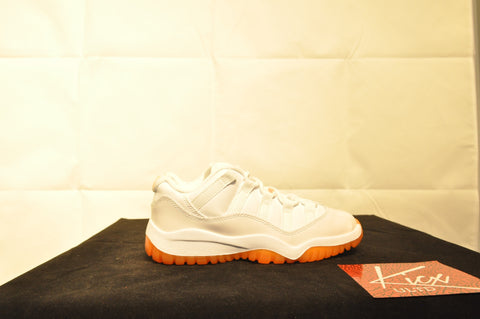 "AIR JORDAN 11 RETRO LOW GT ""CITRUS"" - Sz 13c"