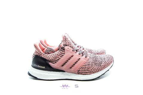 "ULTRA BOOST WOMENS 10 ""SALMON"" - Sz 9"