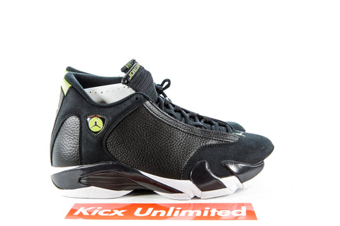 "AIR JORDAN 14 RETRO ""INDIGLO"" - Sz 9"