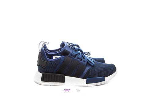 "NMD_R1 ""DARK BLUE"" - Sz 9.5"