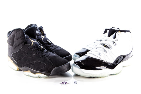 "JORDAN LE ""DEFINING MOMENTS PACK""- Sz 10.5"