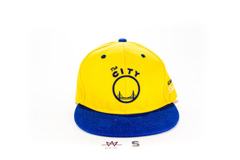 FINALS WARRIORS HAT - Sz ONE SIZE