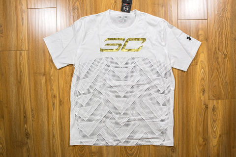 UNDER ARMOUR CURRY TEE - Sz XL