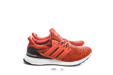 "ULTRA BOOST 3.0 ""ENERGY RED"" - Sz 8.5"
