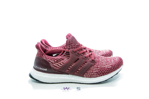 "ULTRA BOOST 3.0 ""BURGUNDY"" - Sz 9"