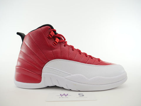 "AIR JORDAN 12 RETRO ""GYM RED"" - Sz 9.5"