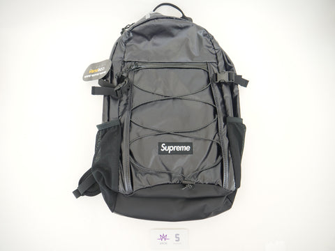 "SUPREME BACKPACK ""BLACK"" - Sz O/S"