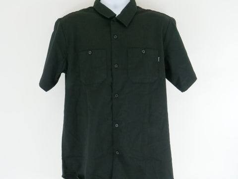 "SUPREME GONZ RAMM WORK SHIRT ""BLACK"" - Sz L"