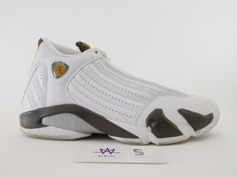 "AIR JORDAN 14 RETRO ""CHUTNEY"" - Sz 10.5 - Sz 10.5"