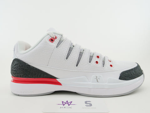 "NIKE ZOOM VAPOR RF X AJ3 ""FIRE RED"" - Sz 10"