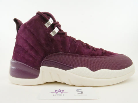 "AIR JORDAN 12 RETRO ""BORDEAUX"" - Sz 10.5"
