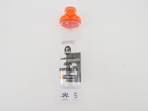 "BAPE NALGENE BOTTLE ""ORANGE"" - Sz O/S"