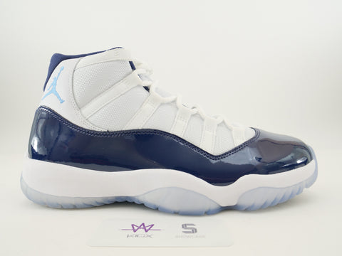 "AIR JORDAN 11 RETRO ""MIDNIGHT NAVY"" - Sz 10"