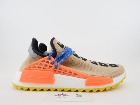 "PW HUMAN RACE NMD TR ""NOBLE INK"" - Sz 7"