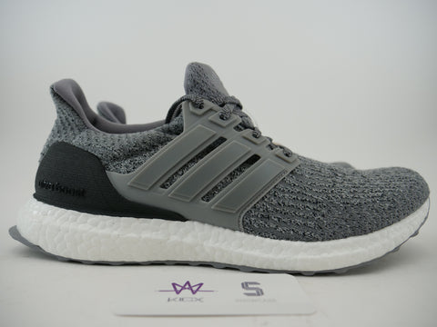 "ULTRA BOOST 3.0 ""GREY"" - Sz 9"