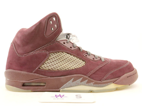 "AIR JORDAN 5 RETRO ""BURGANDY"" - Sz 10.5"