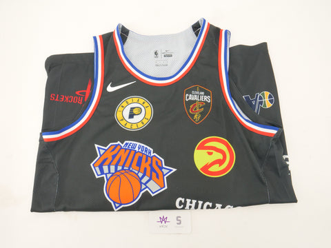 SUPREME NBA JERSEY BLACK - Sz LARGE