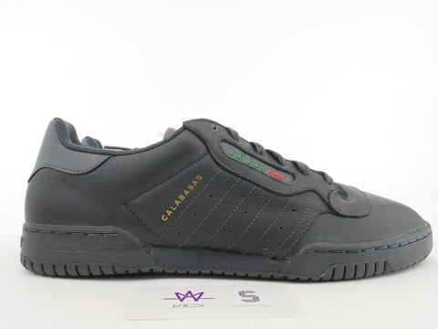 "YEEZY POWERPHASE ""CALABASAS"" BLACK - Sz 9.5"