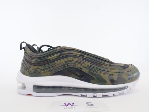 "AIR MAX 97 PREMIUM QS ""FRANCE"" - Sz 9"