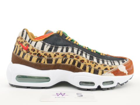 "NIKE AIR MAX 95 DLX ""ANIMAL PACK"" - Sz 10.5"