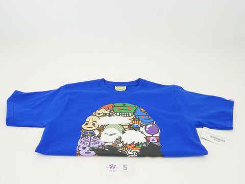 10b7a9a4 BAPE DRAGON BALL Z APE HEAD TEE