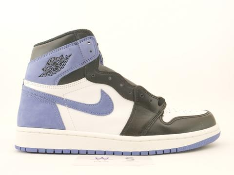 "AIR JORDAN 1 RETRO HIGH OG ""BLUE MOON"" - Sz 11.5"