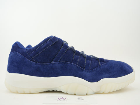 "AIR JORDAN 11 RETRO LOW ""JETER"" - Sz 10"