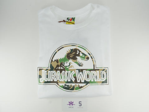 A BATHING APE JURASSIC PARK - Sz LARGE
