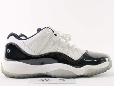 "AIR JORDAN 11 RETRO LOW BG ""CONCORD"" - Sz 4.5y"