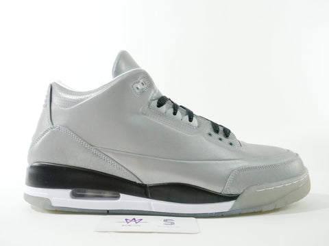 "AIR JORDAN 5LAB3 ""SILVER"" - Sz 14"