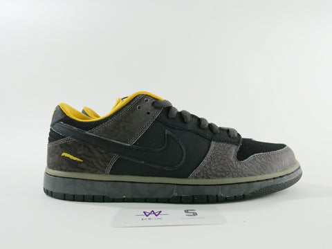 "NIKE DUNK LOW PREMIUM SB ""YELLOW CURB"" - Sz 9.5"
