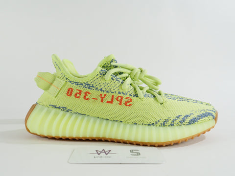 "YEEZY BOOST 350 V2 ""FROZEN YELLOW"" - Sz 8"