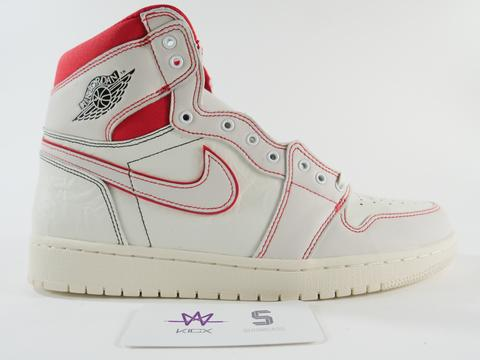 "AIR JORDAN 1 RETRO HIGH OG ""PHANTOM"" - Sz 9.5"