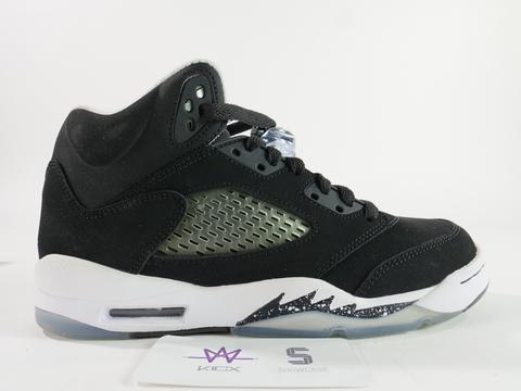 "AIR JORDAN 5 RETRO ""OREO"" - Sz 12"