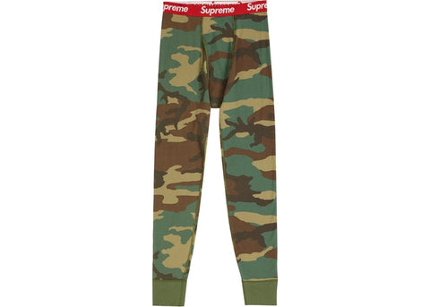 SUPREME THERMAL PANT - Sz SMALL