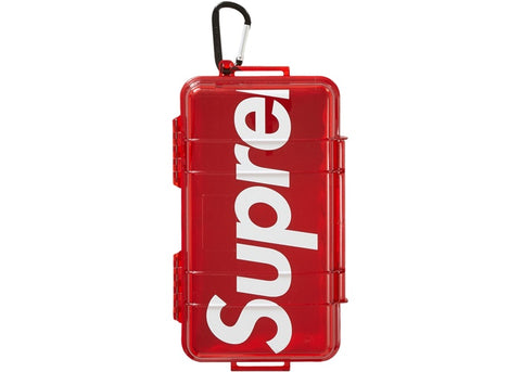 "SUPREME PELICAN 1060 CASE ""RED"" - Sz OS"